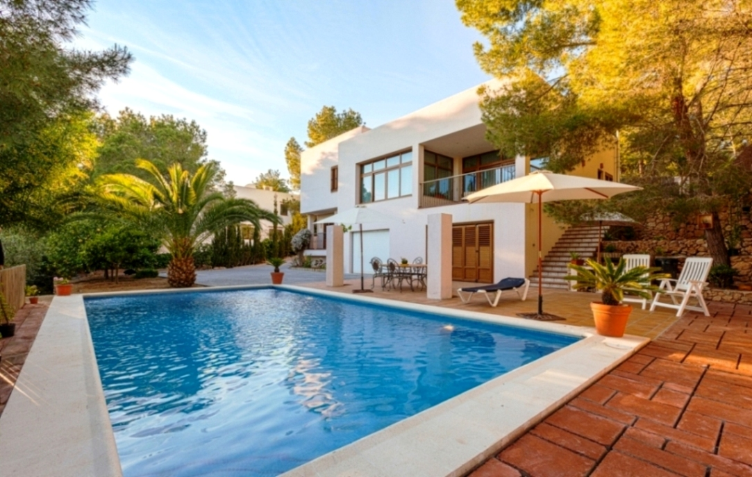 Villa with tourist license near Cala Salada