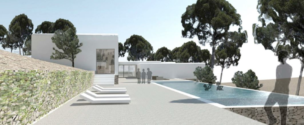land with project ibiza vista alegre 2